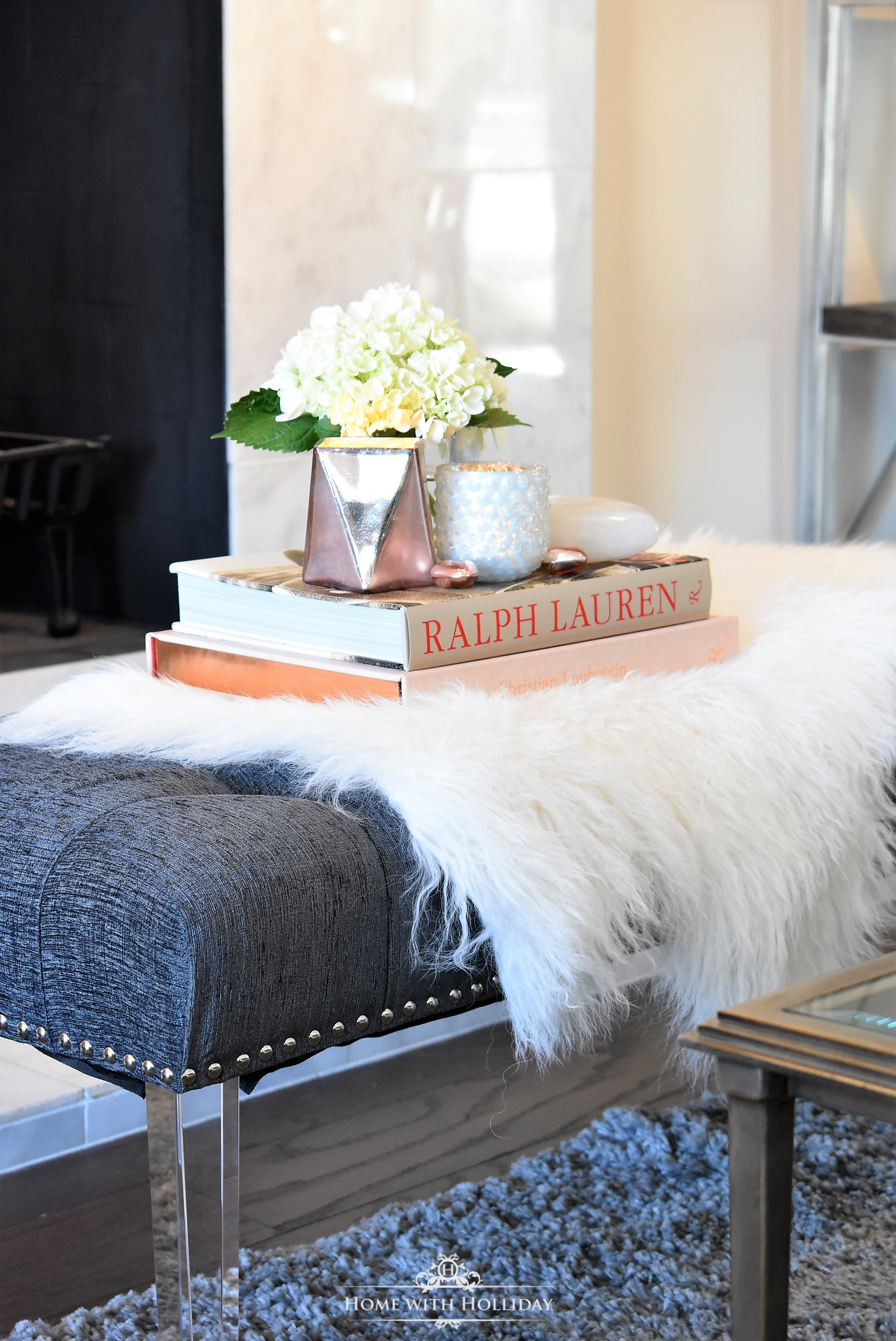 Styling a Bench 6 Ways Part Two Home with Holliday
